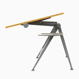 Architect Drafting Table by Friso Kramer & Wim Rietveld for Ahrend De Cirkel, 1963