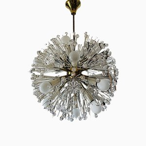 Snowflakes Ceiling Lamp by Emil Stejnar for Ruppert Nikoll, 1960s