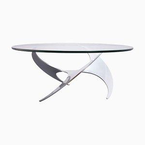 Propeller Table by Knut Hesterberg for Ronald Schmitt, 1960s