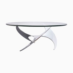 Propeller Tisch von Knut Hesterberg für Ronald Schmitt, 1960er