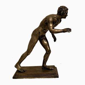 Männlicher Akt aus Bronze
