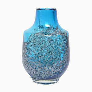 Glass Vase by Henry Löffelhardt for Zwiesel, 1960s