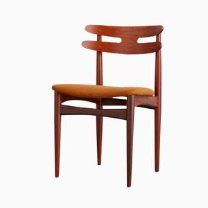 Chaise de Salon Modèle 178 en Teck par Johannes Andersen pour Bramin