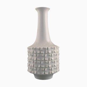 Chinesische Weiße Vase von Meissen, 1960er