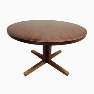 Danish Rosewood Dining Table from Heltborg Mobler, 1960s