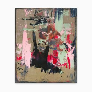 Versuch dein Glück, (Abstrakte Malerei), 2021