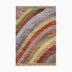 Mehrfarbiger Area Teppich