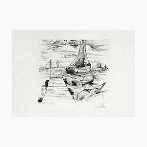 Landing by Claude Piechaud