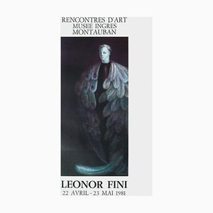 Expo 81 - Musée Ingres von Leonor Fini