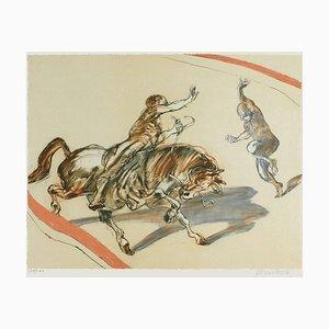 Cirque Zungaro by Claude Weisbuch