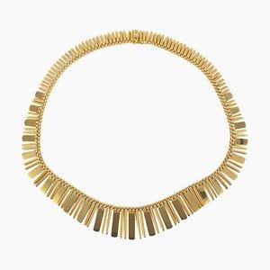 Goldene Halskette, 1970er