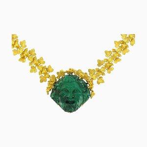 Französische Goldkette