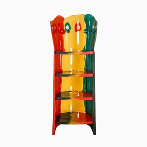 Nobody's Perfect Bookcase by Gaetano Pesce, Italy, 2003