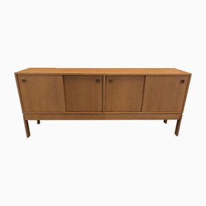 Danish Oak Sideboard, 1970s