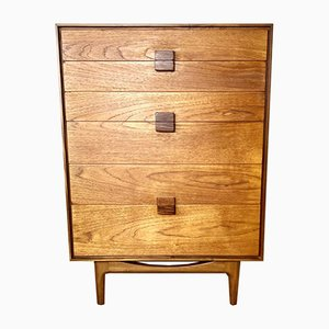 Vintage Danish Teak Dresser by Ib Kofod-Larsen for G-Plan