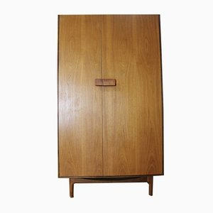 Mid-Century Teak Wardrobe by Ib Kofod-Larsen for G-Plan