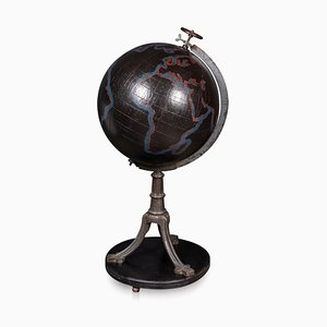 Large Globe from the Brussels National Institute of Geography, Circa 1890
