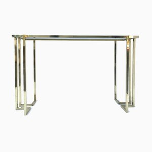 Vintage Console Table, 1970s