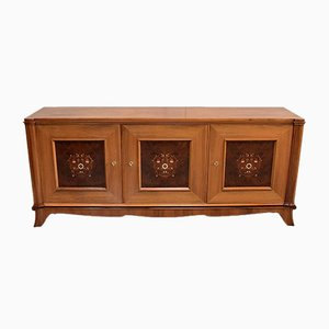 20th-Century Walnut Sideboard