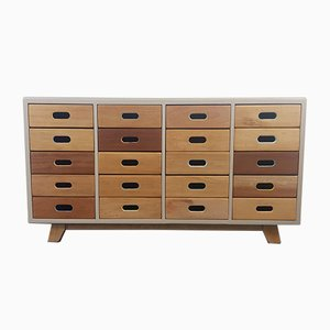 School Chest of Drawers by James Leonard for ESA, 1970s
