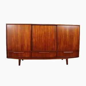 Mid-Century Danish Sideboard by E W Bach