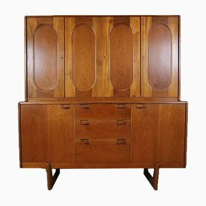 Mid-Century Teak Sideboard / Cabinet from Nathan