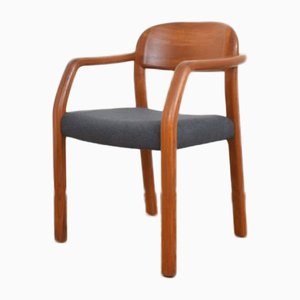 Mid-Century Danish Teak Side Chair, 1970s