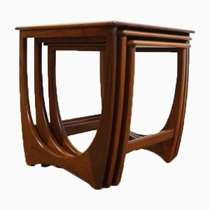 Mid-Century Nesting Tables by Victor Wilkins for G Plan