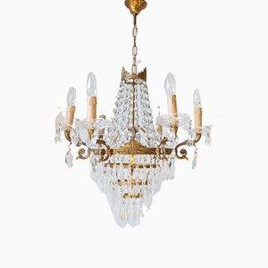 Lámpara de araña francesa