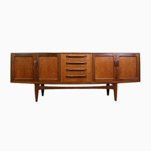 Mid-Century Fresco Sideboard by VB Wilkins for G-Plan