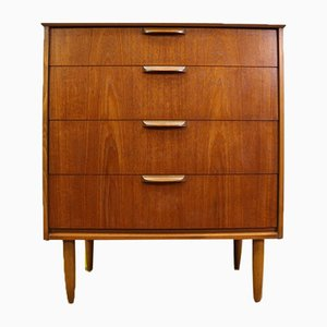 Mid-Century Teak Chest of Drawers by Austinsuite