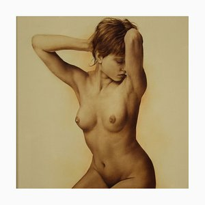 Female Nude Painting