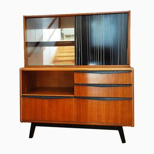 Czechoslovakian Cabinet by B. Landsman for Jitona, 1960s