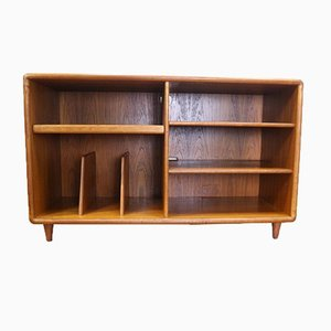 Mid-Century Danish Teak Media Unit by Dyrlund