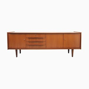 Large Sideboard in Walnut, 1960s