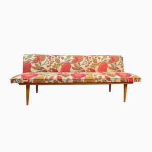 Sofá cama vintage, años 50