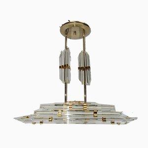 Vintage Deckenlampe im Regency Stil