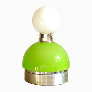 Vintage Italian Space Age Begonia Lamp, 1960s