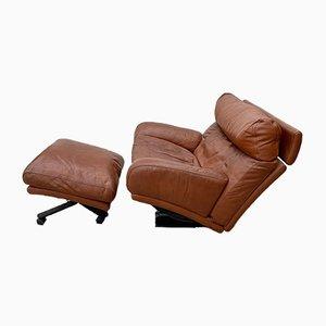 Chaise longue de Poltrona Frau, años 70
