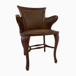 Chaise de Bureau Mid-Century