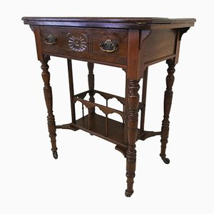 Victorian Compact Writing Desk