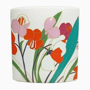 Large Modernist Porcelain Vase from Rosenthal, 1980s