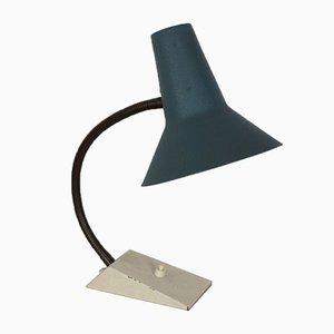 Verstellbare Lampe aus Metall, 1950er
