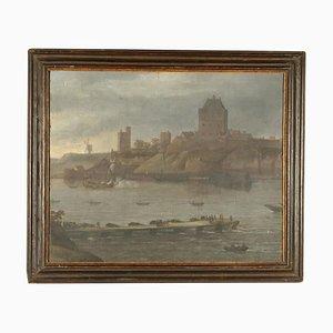 Harbour View Gemälde