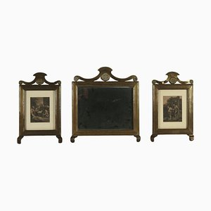 Triptych with Cartagloria Frames
