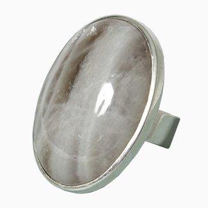 Silber und Achat Ring von Kaunis Koru