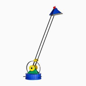 Lampe de Bureau Colorée Vintage