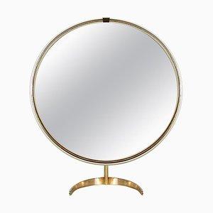 Mid-Century German Table Vanity Mirror from Vereinigte Werkstätten München, 1950s