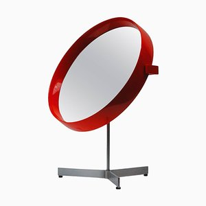 Mid-Century Table Mirror by Uno & Osten Kristiansson for Luxus Vittsjö