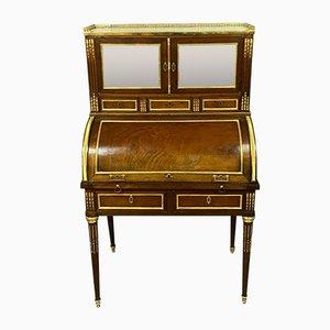 Pariser Louis XVI Schreibtisch aus Mahagoni